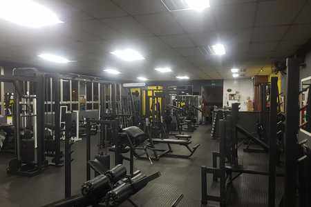 Academia Total Fit Club -