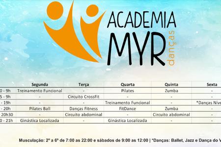 Academia Myrdanças