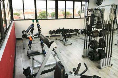 Academia Metha Fit - unidade II -
