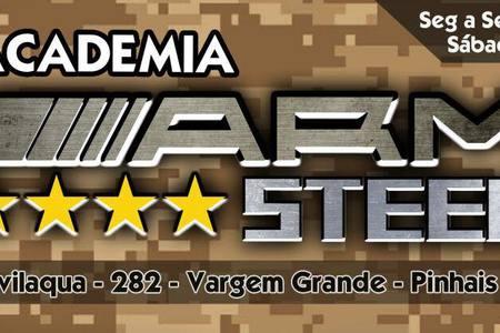 Arm Steel Academia -