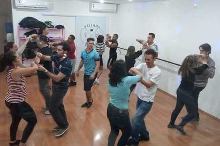 Resenha da Dança Escola de Dança