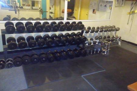 Atlantida Fitnessgym -
