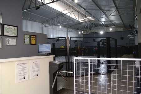 Centro de Treinamento Gladian -