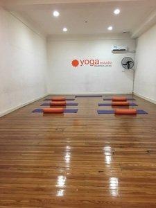 Yoga Estudio Buenos Aires -