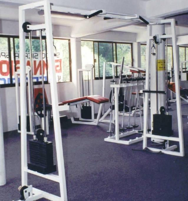 Gimnasio cabrera sport gym el tenayo centro for Gimnasio zona centro
