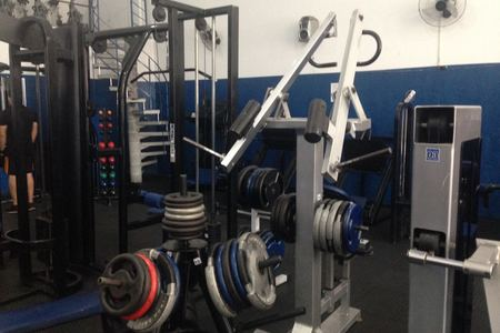 Academia Garra Fitness