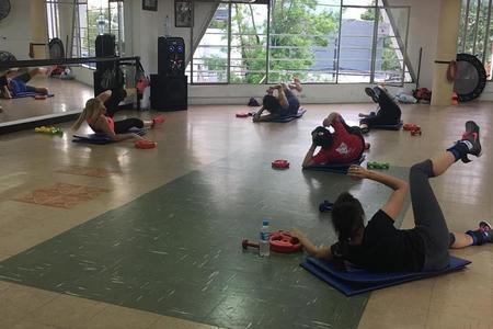 SM Dance & Fitness Studio -