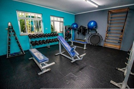 Academia Acquamil Fitness -