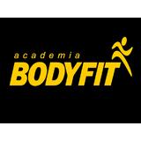 Academia Body Fit Unidade 2 - logo