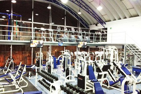 Fitness Center Cuauhtemoc -