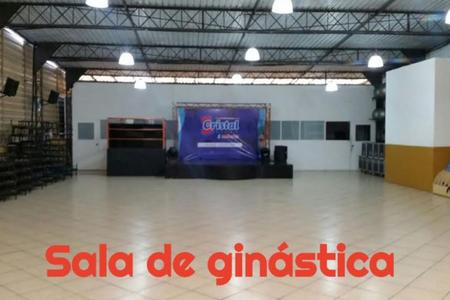 Academia Cristal - Unidade Jequirituba -