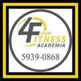 Lfour Fitness - logo