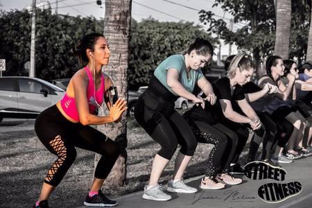 Street Fitness Mazatlán -