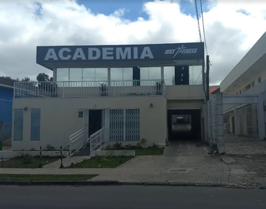 Academia Just Fitness -