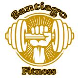 Academia Santiago Fitness - logo