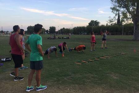 K22 Cardozo Molina Running Team