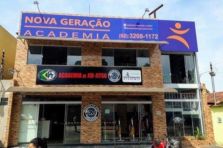 ACADEMIA NOVA GERACAO UNIDADE I -
