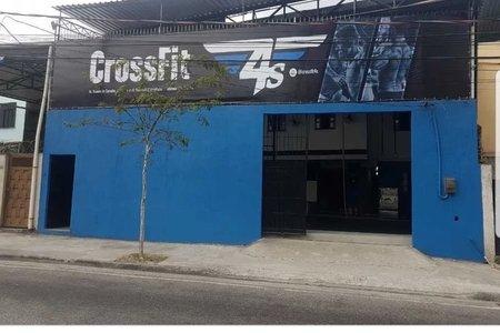 Crossfit 4s