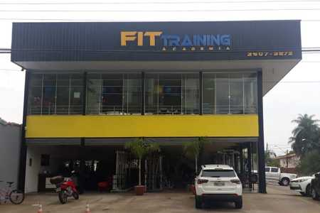 Fit Training Academia -