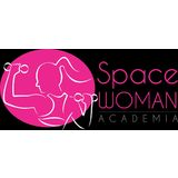 Space Woman - logo