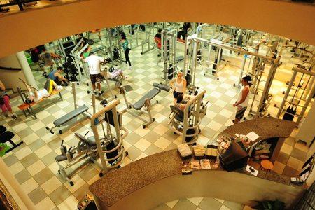 Academia Cascavel Fitness -