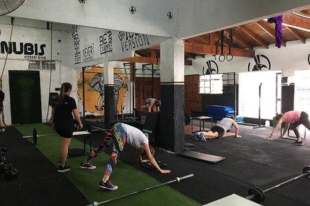 Anubis Fitness Club -