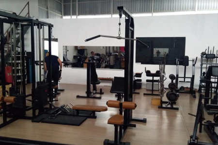 Academia Olimpyca Brasil -