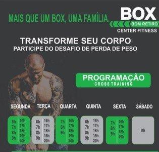 Box Bom Retiro
