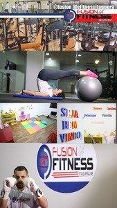 Fusion Life Fitness Itaquera -