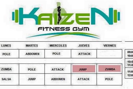 Kaizen Fitness & Gym