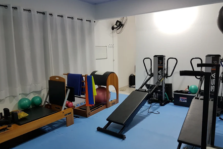Central Force Fitness -