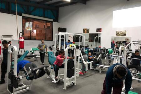 Olimpo's Gym -