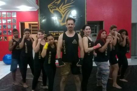 Leppard Martial Arts -