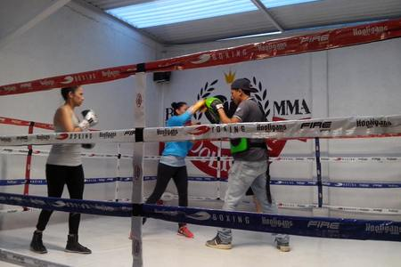 Hooligans Box, MMA y Crossfit -