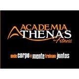 Academia Athenas Fitness - logo