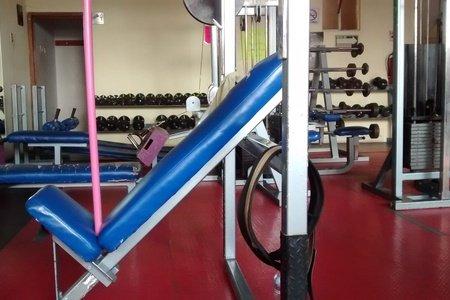 Galaxy Gym -
