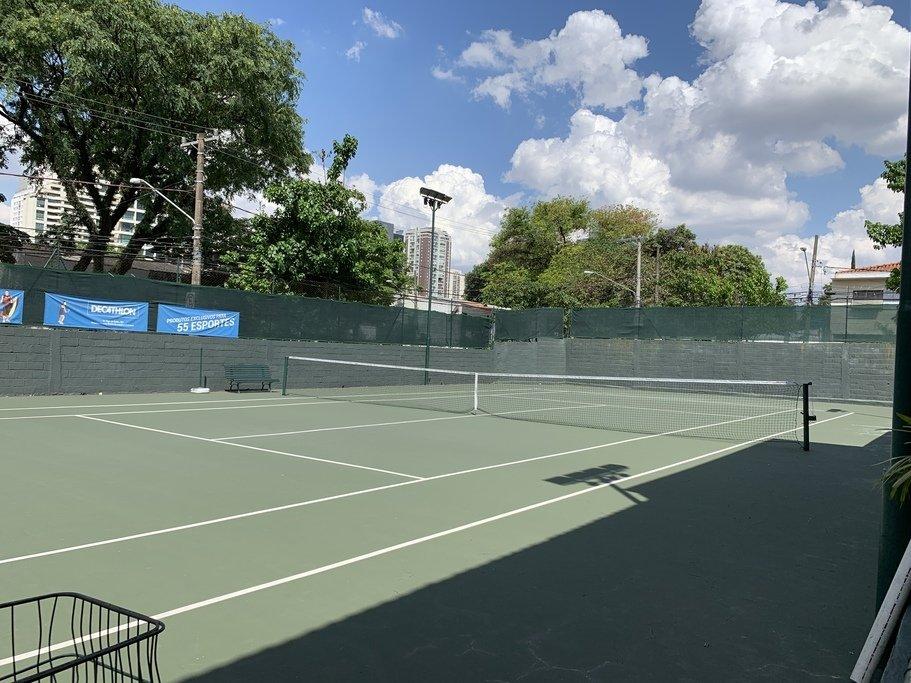 55e15f334 Academia Reinaldo Junqueira Tenis  Squash - Vila Cordeiro - São ...
