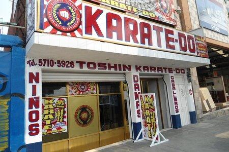 Toshin Karate Do Central -