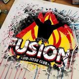Fusion Jiu Jitsu Sombrio - logo