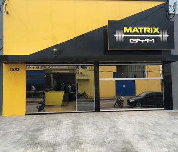Matrix Gym -