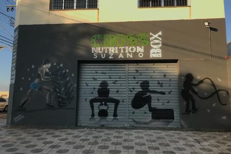 Cross Nutrition Box - Suzano