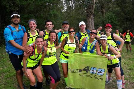Punto 400 Running Team -