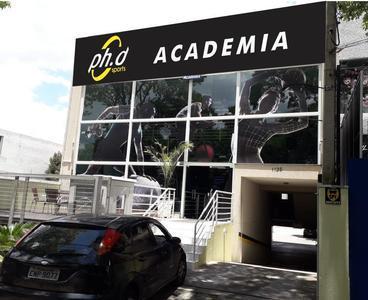 Ph.D Sports - Alto da XV -