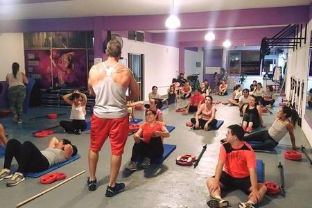 S&C Fitness gym -