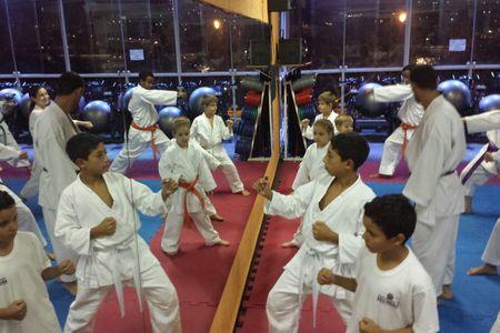 Training Sports Academia
