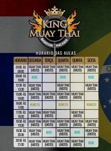 King Muay Thai
