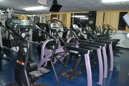 MIKE'S GYM FITNESS CLUB -