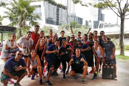 Workout Fight Team -