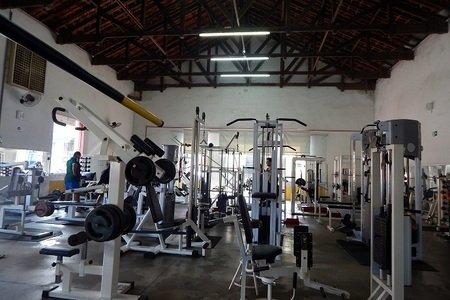 CAF - Centro de Atividade Física -
