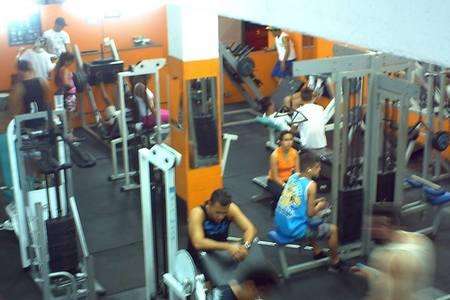 ROM Fitness Academia - Sala academia